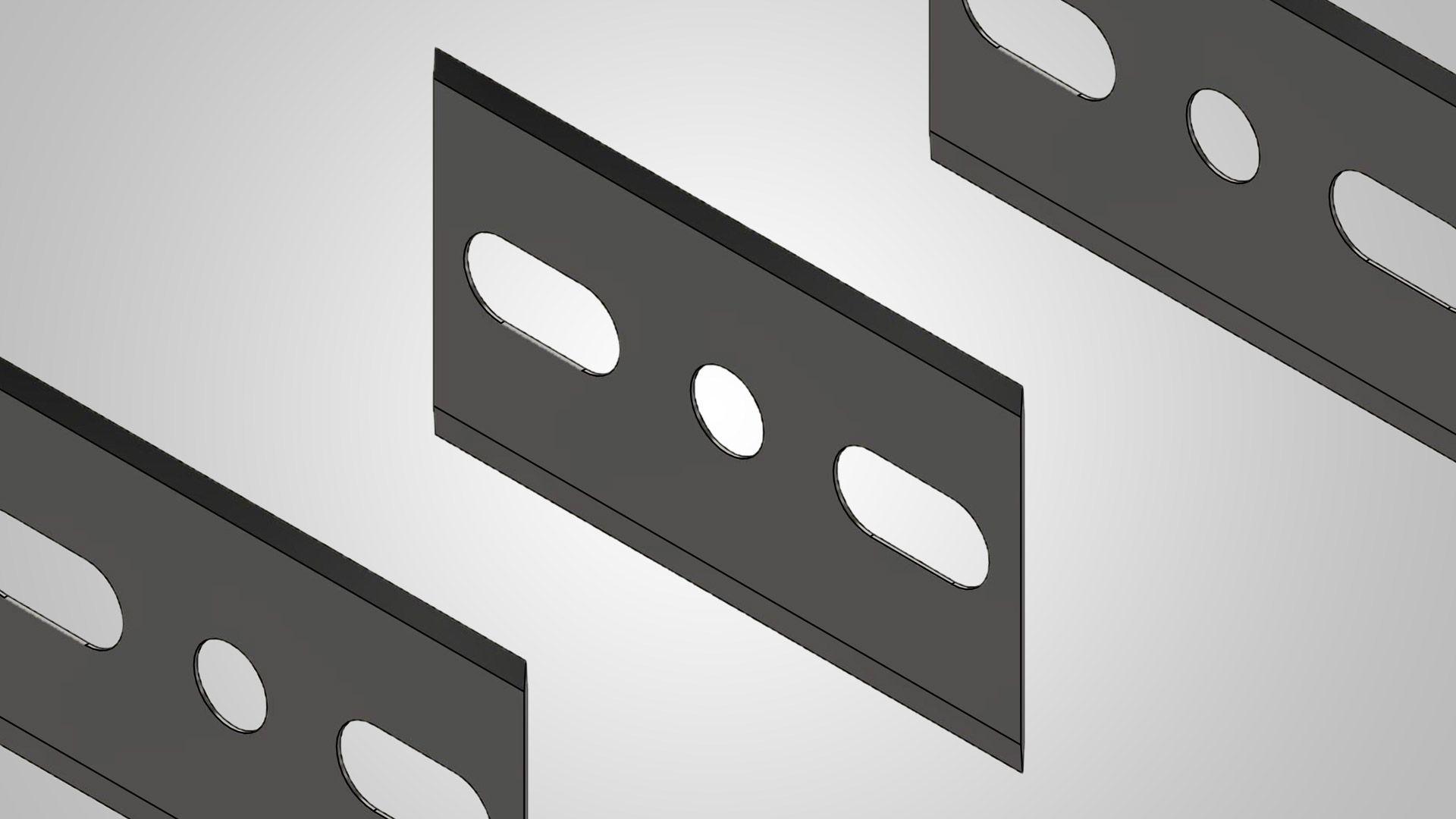 Facas para Corte de Filmes Plásticos