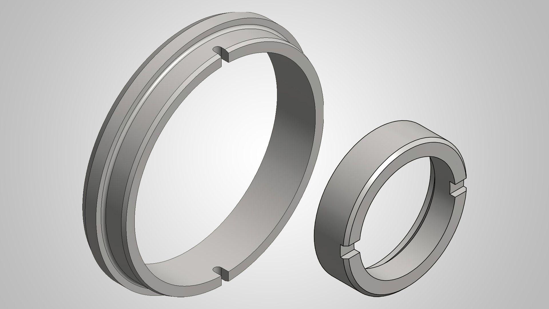Anéis para Vedação de Selos Mecânicos